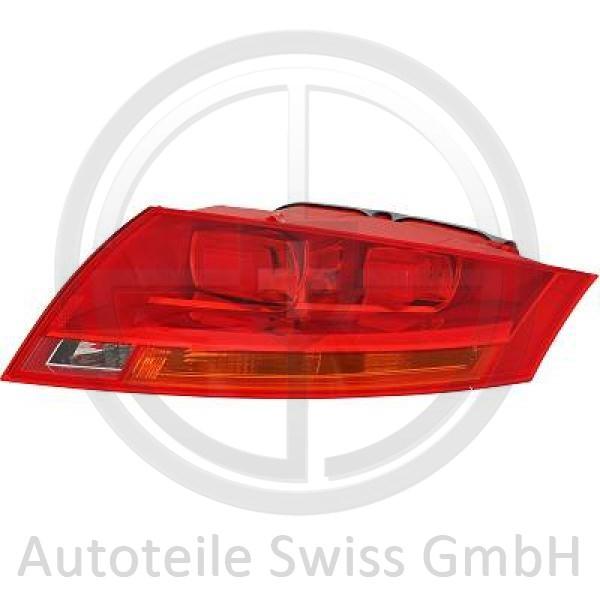 RÜCKLEUCHTE RECHTS , Audi, TT Coupe/Cabrio 06-10