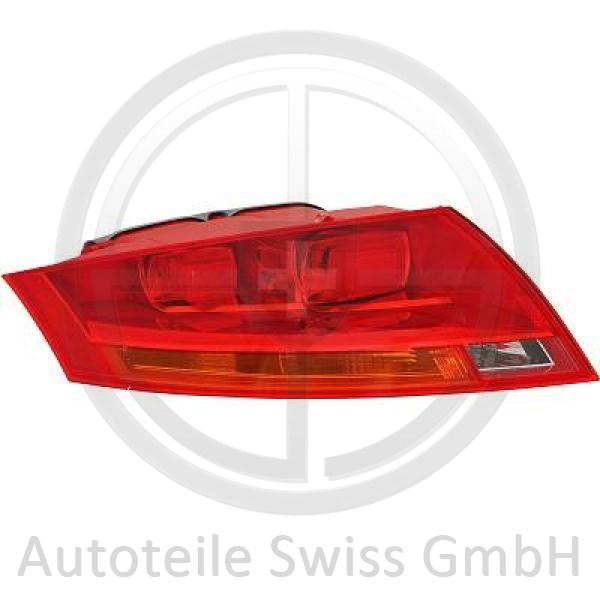 RÜCKLEUCHTE LINKS , Audi, TT Coupe/Cabrio 06-10