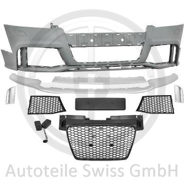SPORT STOßSTANGE VORNE , Audi, TT Coupe/Cabrio 06-10