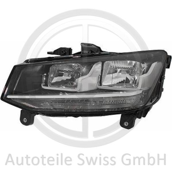 SCHEINWERFER LINKS , Audi, Q2 16->>