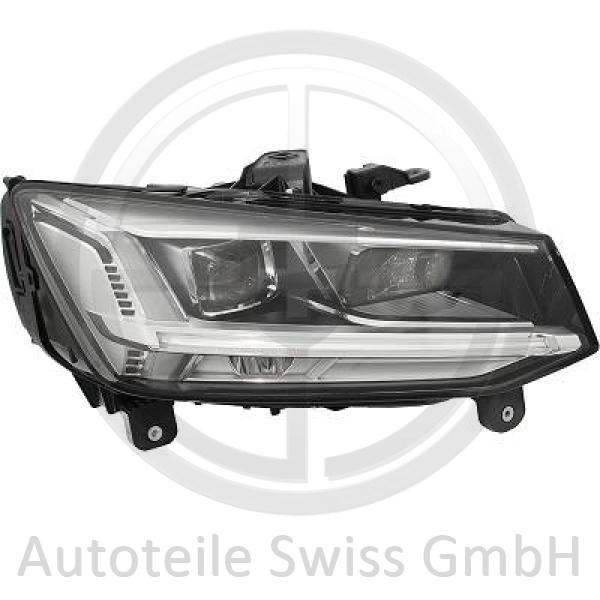 LED SCHEINWERFER RECHTS, Audi, Q2 16->>