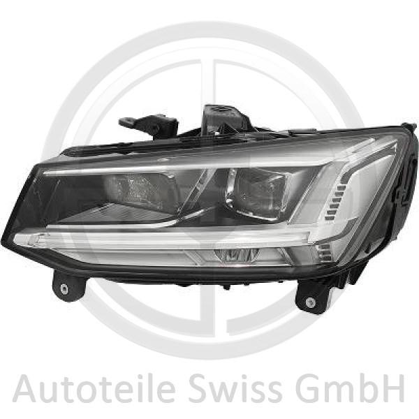 LED SCHEINWERFER LINKS, Audi, Q2 16->>