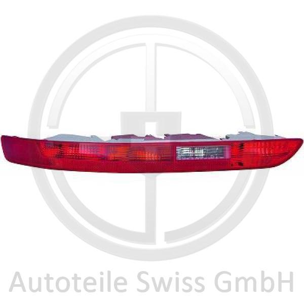 NEBELSCHLUßLEUCHTE RECHTS , Audi, Q5 12-16