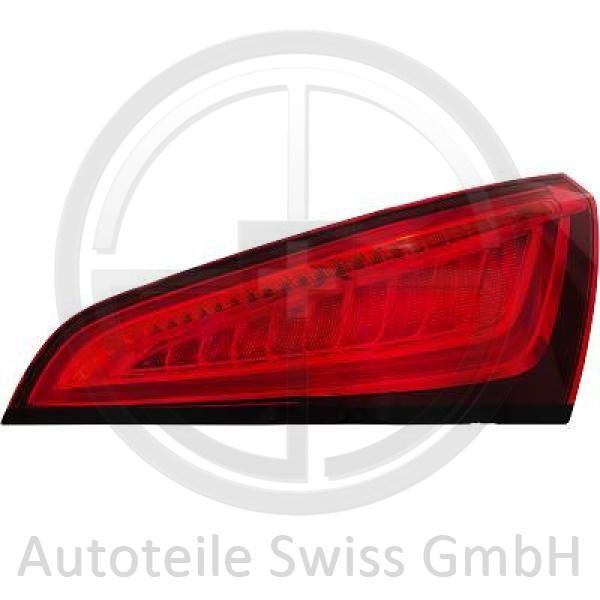 RÜCKLEUCHTE RECHTS , Audi, Q5 12-16