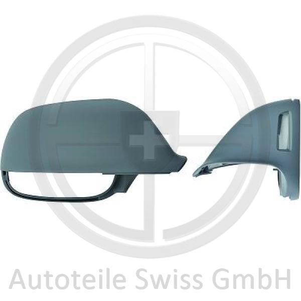 SPIEGELKAPPE RECHTS , Audi, Q5 12-16
