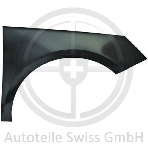 KOTFLÜGEL RECHTS , Audi, A1 10-15