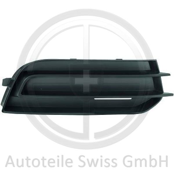 STOßSTANGE GITTER RECHTS , Audi, A1 10-15