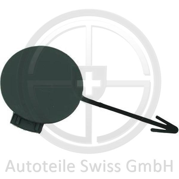 ABSCHLEPKAPPE VORNE , Audi, A1 10-15