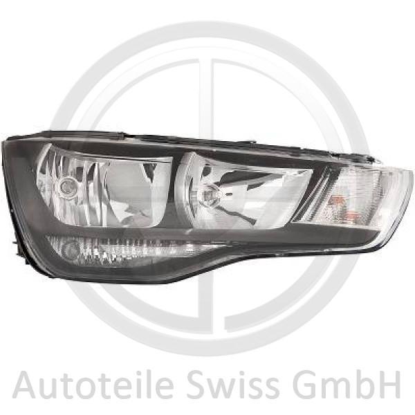 SCHEINWERFER RECHTS , Audi, A1 10-15