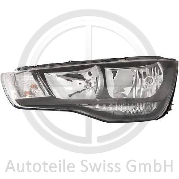 SCHEINWERFER LINKS , Audi, A1 10-15
