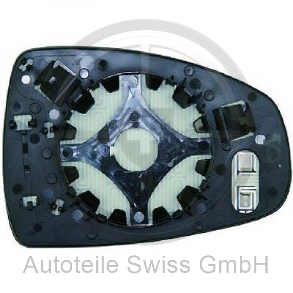 SPIEGELGLAS LINKS , Audi, A1 10-15