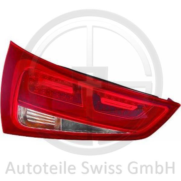 RÜCKLEUCHTE RECHTS , Audi, A1 10-15