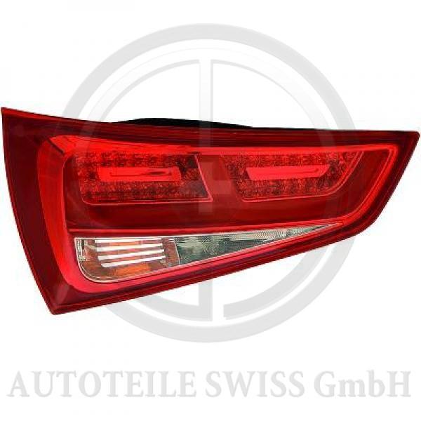 RÜCKLEUCHTEN SET , Audi, A1 10-15