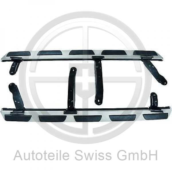 SATZ TRITTBRETTER , Audi, Q7 06-09