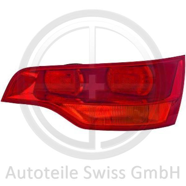 RÜCKLEUCHTE RECHTS , Audi, Q7 06-09