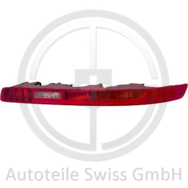 STOßSTANGE LEUCHTE LINKS, Audi, Q7 06-09