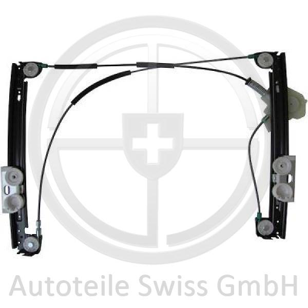 FENSTERHEBER VORNE RECHTS, Mini, Mini (R50/52/53) 01-06