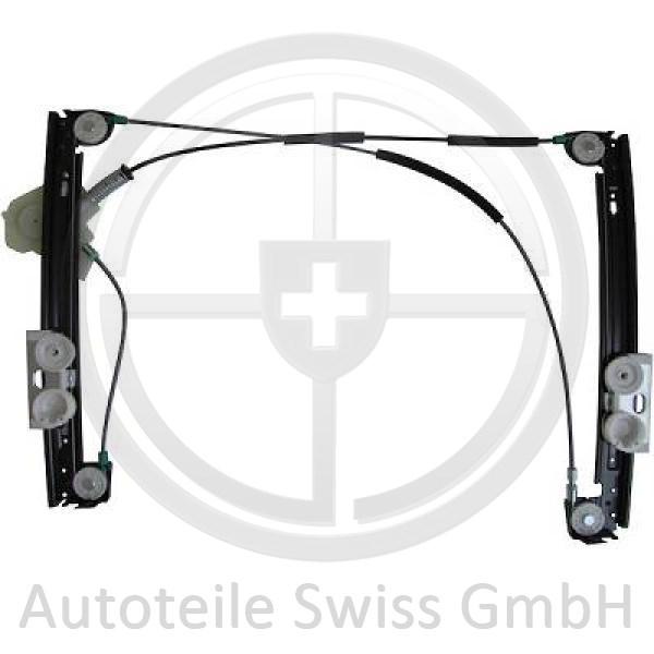 FENSTERHEBER VORNE LINKS, Mini, Mini (R50/52/53) 01-06