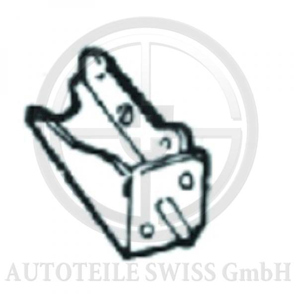 STOßSTANGE HALTER VO. LINKS , Volkswagen, Passat B4 93-96