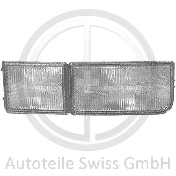 BLENDE NEBELLAMPE RECHTS , Volkswagen, Passat B4 93-96