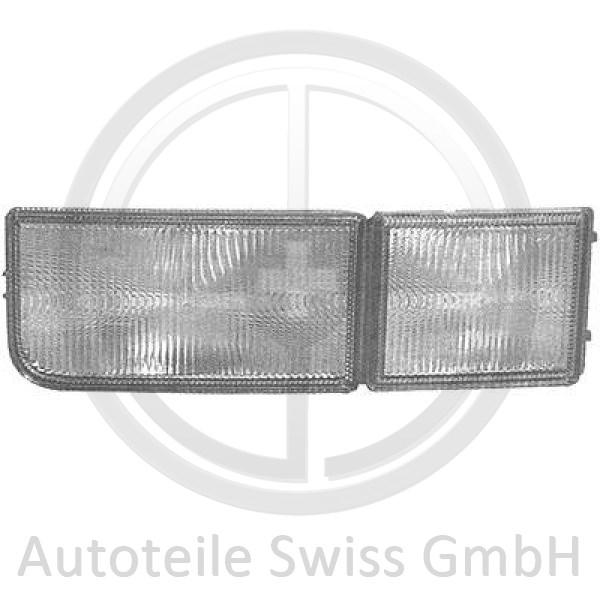 BLENDE NEBELLAMPE LINKS , Volkswagen, Passat B4 93-96