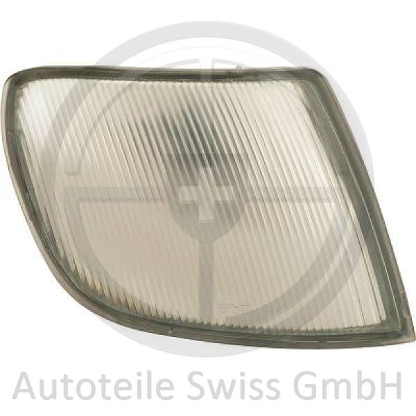 ATTRAPPENGLAS RECHTS , Volkswagen, Passat B4 93-96