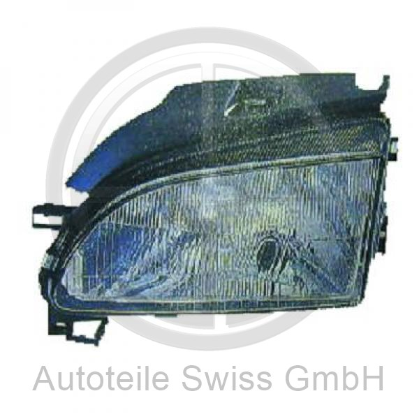 SCHEINWERFER LINKS , Seat, Arosa (Typ 6H) 97-00