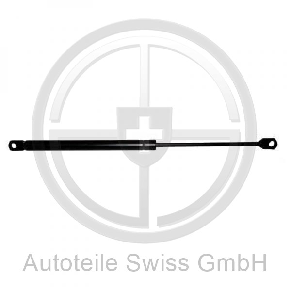GASFEDER HECKKLAPPE , Audi, A1 10-15
