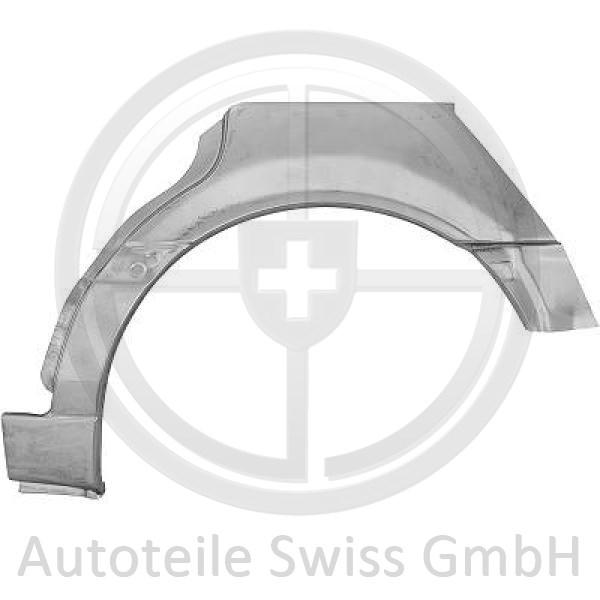 RADLAUF HINTEN LINKS, Volkswagen, Passat B4 93-96