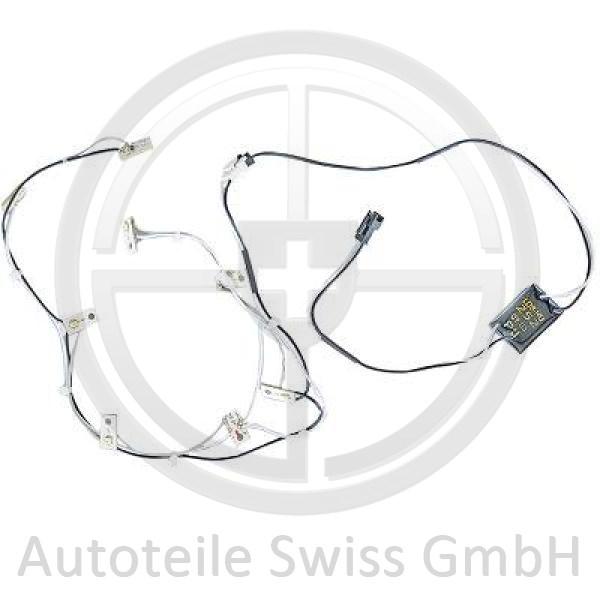 LED LEISTE DRAGON LIGHTS,, Volkswagen, Passat B4 93-96