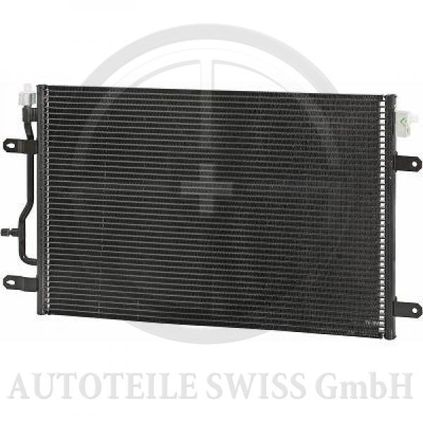 KONDENSATOR, Audi, A4 Cabrio 01-09