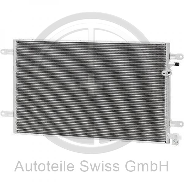 KONDENSATOR , Audi, A6 (Typ 4F2) 08-10