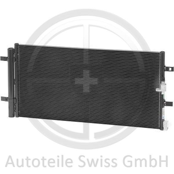 KONDENSATOR, Audi, Q5 12-16