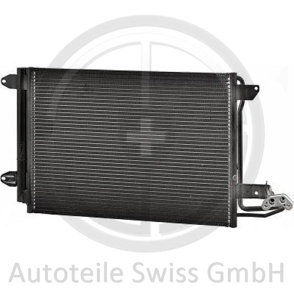 KONDENSATOR , Audi, TT Coupe/Cabrio 06-10