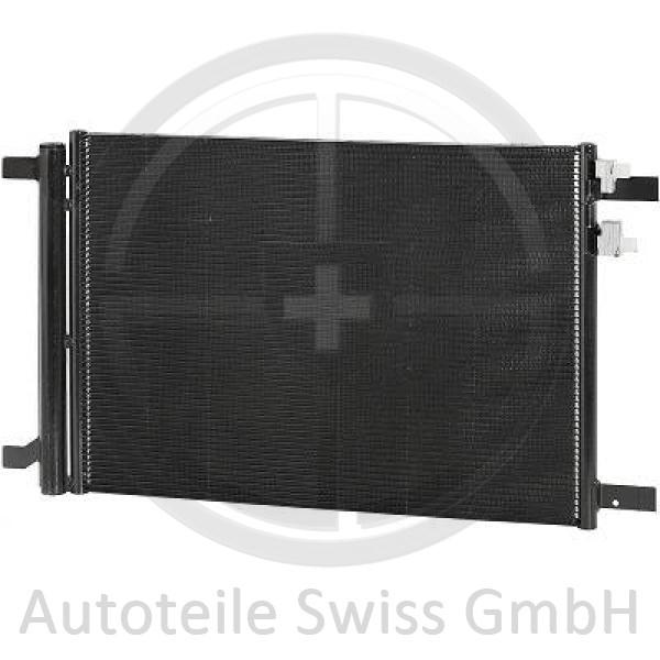 KONDENSATOR, Audi, A3 Lim./Sportback (Typ8V) 12-16