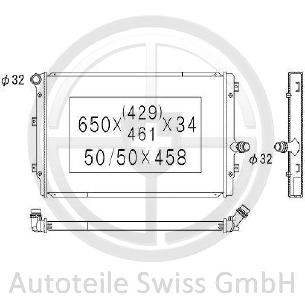 KÜHLER, Audi, TT Coupe/Cabrio 06-10
