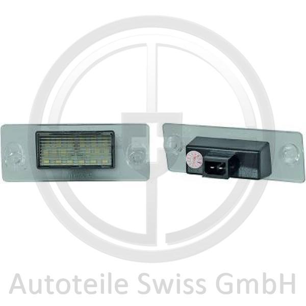 LED KENNZEICHENLEUCHTE, Audi, A4 Lim/Avant(8D2) 99-00